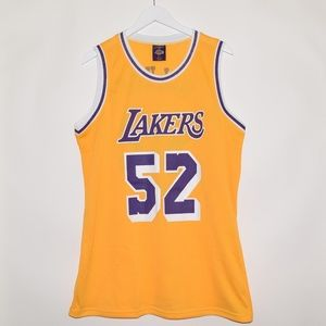 Other - Rare Vintage Jamaal Wilkes LA Lakers #52 Jersey